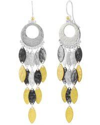 Gurhan - Willow Chandelier Earrings - Lyst