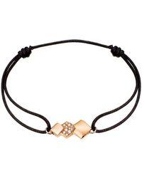 Akillis - Python Charms Bracelet - Lyst