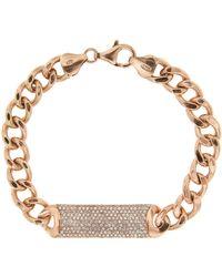 Cosanuova - Essential Id Bracelet - Lyst