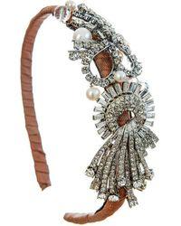 Krausz Jewellery - Bridal Headpiece - Lyst