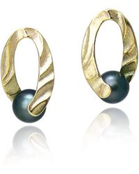 K.Mita - Holding You Earrings - Lyst