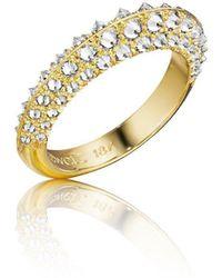 Alexander Jewell - Arctic Diamond Ring - Lyst