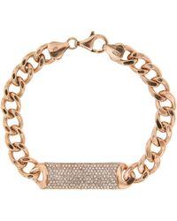 Cosanuova | Clover Bracelet 18k White Gold | Lyst