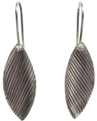 Emma Mogridge Jewellery - Liquid Moon Small Earrings - Lyst