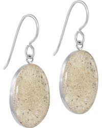 Dune Jewelry - Sandrop Earrings - Large - Lyst