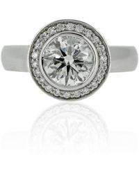 Flawless Jewellery - Luna Diamond Ring - Lyst