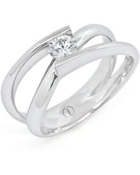 The Inspired Collection - Infinity Delicate Ring - Lyst