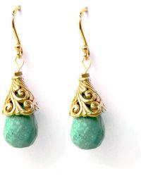 Radha - Amalfi Earrings - Lyst
