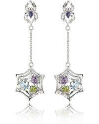 MANJA Jewellery - Anansi Multi Earrings - Lyst