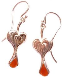Andrew O Dell Jewellery | Bleeding Heart Drops | Lyst