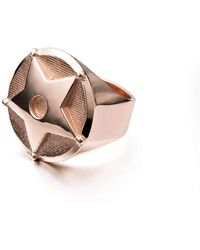 Gab McNeil - Wild Wild West Small Ring Copper - Lyst