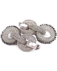 Tove Rygg - Goddess Ocean Link Earrings - Lyst