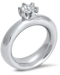 Hargreaves Stockholm - Ethical Fine Jewellery - Commitment Fredag Engagement Ring - Lyst