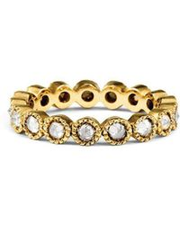 Sylva & Cie - 2.5 Champagne Stack Band - Lyst