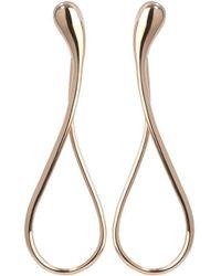 Dada Arrigoni Jewelry - Elika Big Plain Earrings - Lyst