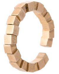 Lumitoro - Cubii Ring 1.1 Raw Bronze - Lyst