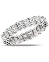 Gemlok for Gemveto - Full Radiant Diamond Ring - Lyst