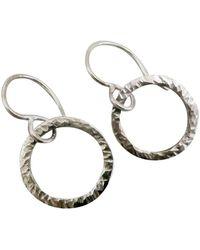 Sheila Kerr - Circle Of Love Earrings - Lyst