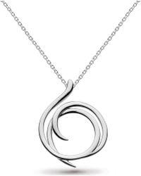 Kit Heath | Twine Helix Eloquent Necklace | Lyst
