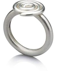 Naomi Tracz Jewellery Spiral Ring