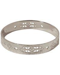 Murkani Jewellery - Sterling Silver Jaipur Bangle   - Lyst