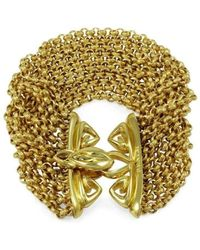 REALM - Majesty Luxe Chain Bracelet - Lyst