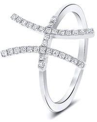 Cosanuova - H Ring - Lyst