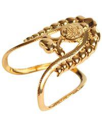 Qiyada Jewelry - Aisha Knuckle Ring - Lyst