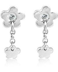 Designs by JAK - Fiore Blossom Earrings - Lyst