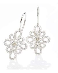 Brigitte Adolph Jewellery Design - Miss Medea Silver Earrings - Lyst