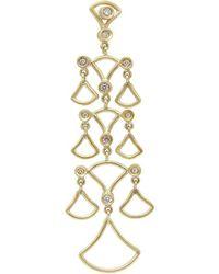 YRYS - India Earrings - Lyst