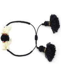 BuDhaGirl - Ivory Albertina Elephant Bracelet | - Lyst