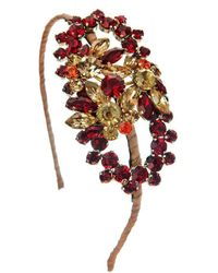 Krausz Jewellery - Camelia Headpiece - Lyst