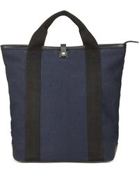 Jigsaw - Canvas Backpack Tote - Lyst