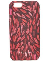 Jigsaw - Floating Flower Iphone 6 Case - Lyst