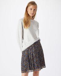 Jigsaw - Florette Flippy Skirt - Lyst