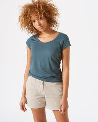 Jigsaw - Cotton Chino Short - Lyst