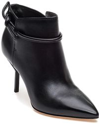 3.1 Phillip Lim - Martini Black Leather Bootie - Lyst