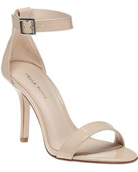 Pelle Moda - Kacey Patent-Leather Sandals - Lyst