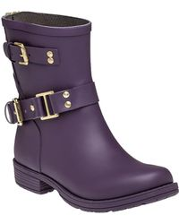 Colors Of California - Hcrb39 Rain Boots - Lyst