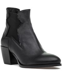 275 Central | 1421 Boot Black Leather | Lyst