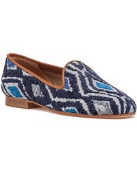 Ramon Tenza | Taylor Loafer Navy | Lyst
