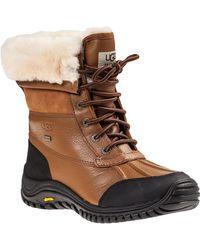 UGG - Adirondack Ii Snow Boot Tan Leather - Lyst