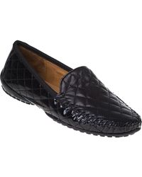 Robert Zur - Quana Loafer Black Patent Leather - Lyst