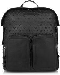 lennox backpack. jimmy choo | lennox lyst backpack