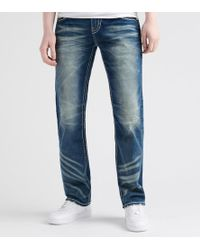 Rock Revival - Straight Fit Jean - Lyst