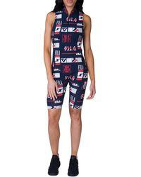 8f4184114fa Lyst - Women s Fila Jumpsuits Online Sale