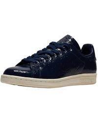 12eaca09e Lyst - Adidas Originals Pw Stan Smith Bpd Sneaker in Blue