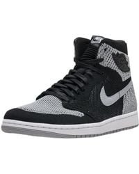 24d0c9434fb Lyst - Nike Air Force 1 Mid-top Leather Trainers in White for Men