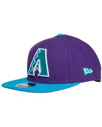 KTZ - Arizona Diamondbacks Snapback - Lyst